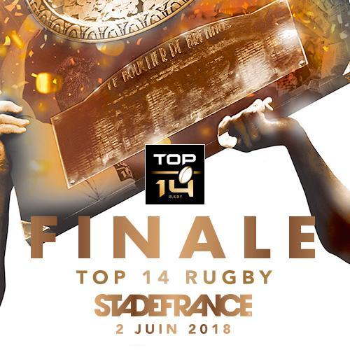 FINALE TOP 14 - 2018