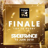FINALE TOP 14 - 2019
